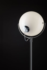 Floor lamp FABBIAN Beluga White D57C1101 small 2