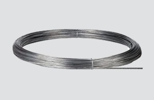 Steel cable - length 1500 mm, average 1.5 mm, STUCCHI, steel small 0
