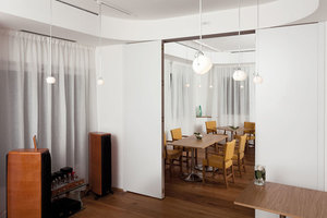 Hanging lamp NA SZYNĘ - FABBIAN Beluga White D57J1301 small 14