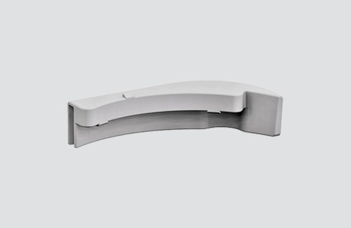 Carter adapter 9009 IP40, STUCCHI busbars, white, black, gray