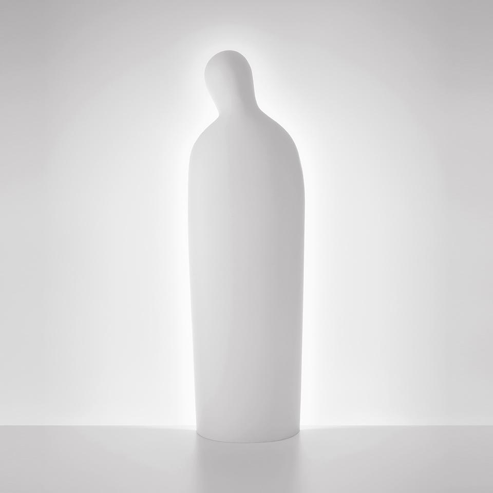 Floor lamp Artemide DULCINEA white