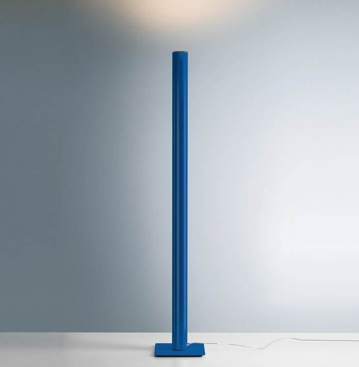 Floor lamp Artemide ILIO blue 3000K / 2700K