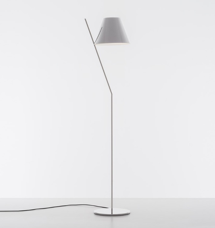 Floor lamp Artemide LA PETITE white