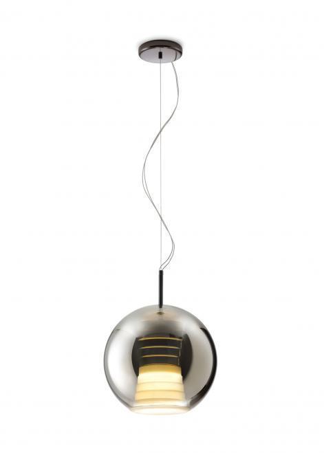Hanging lamp FABBIAN Beluga ROYAL Tytan D57A5334 (AVERAGE - 30cm)