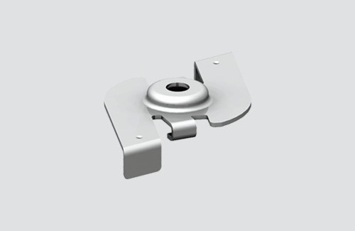 Fast clamping bracket, STUCCHI busbars, white, black, gray