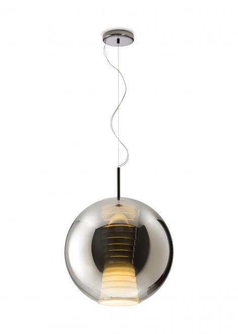 Hanging lamp FABBIAN Beluga ROYAL TYTAN D57A5534 (LARGE - 40cm)