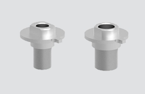 ALU connector socket M13 to 9209-BD, STUCCHI busbars, aluminum