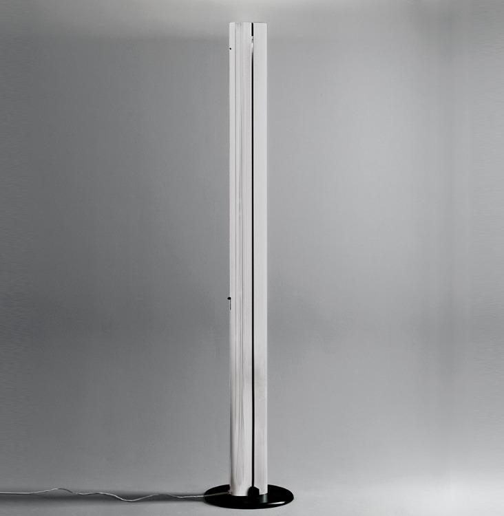 Floor lamp Artemide MEGARON silver 3000K / 2700K