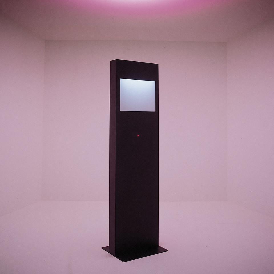 Floor lamp Artemide PROMETEO RGBW + remote control