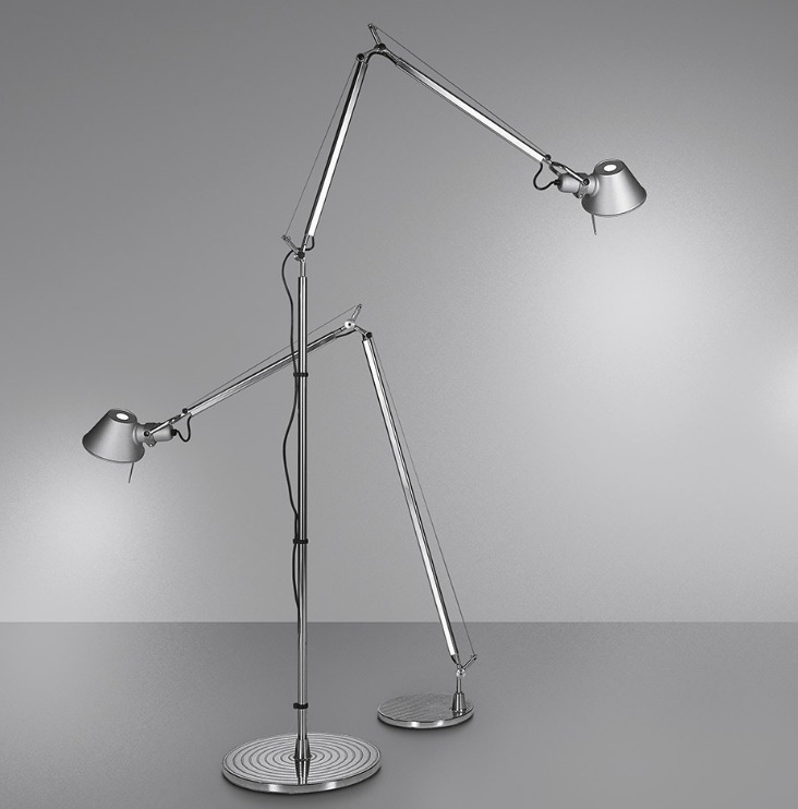 Floor lamp Artemide LED FLOOR