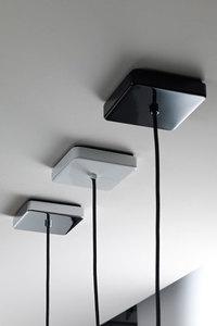 Hanging lamp FABBIAN Bijou BLACK D75A0502 (LARGE - 16cm) small 5