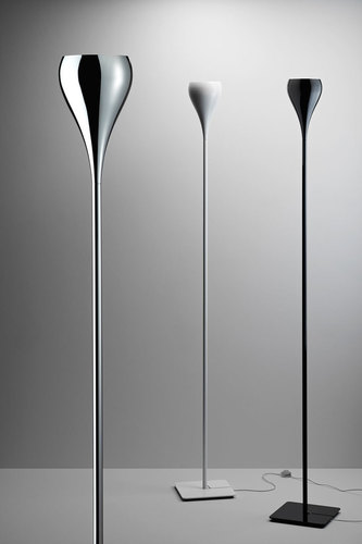 Floor lamp FABBIAN Bijou WHITE D75C0101