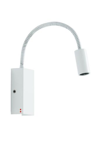 Wall lamp FABBIAN Bijou WHITE D75D0301