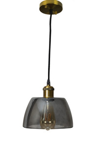 Industrial style lamp SOHO by Lunares E27 40 W small 0