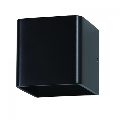 Wall lamp RUFI Led Premium black 5W