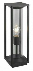Porto garden floor lamp 50cm + LED filament bulb small 1