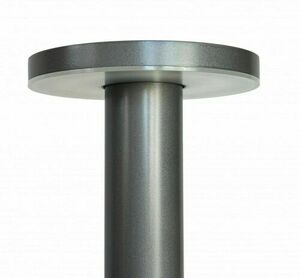 Rondo garden post LED 71cm, gray small 1