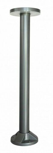 Rondo garden post LED 71cm, gray