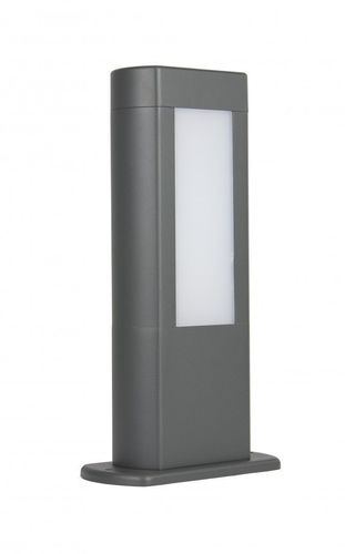 Outdoor floor lamp EVO LED 30cm, dark gray