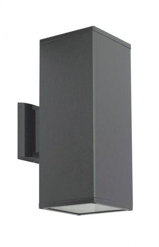 Outdoor wall lamp ADELA 8001 DG, dark gray