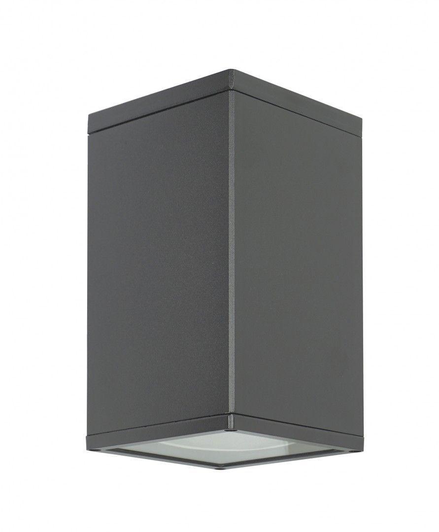 Outdoor ceiling lamp ADELA 8003 DG, dark gray