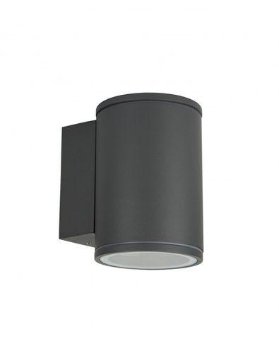 Outdoor wall lamp ADELA Midi M1456 DG, dark gray
