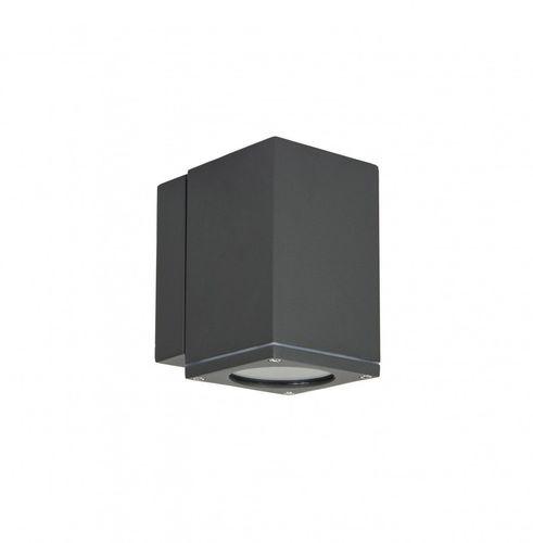 Outdoor wall lamp ADELA MIDI M1459 DG, dark gray