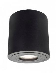Faro XL surface-mounted black IP44 small 1