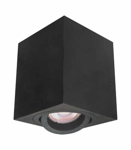 Lyon 1 surface mounted black