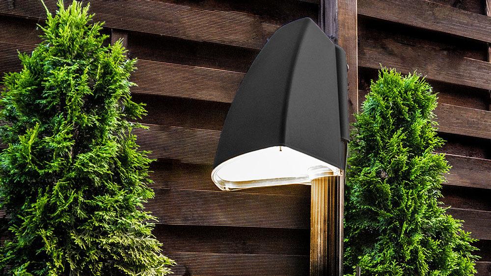 Garden lantern Luna Cefalu E27 200 cm black anthracite