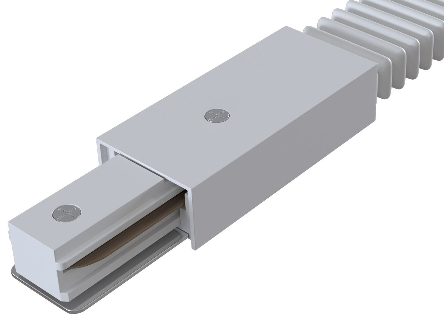 Flexible connector for Maytoni TRA001CF-11W 1-phase track