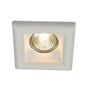 Recessed ceiling luminaire Maytoni Gyps Modern DL007-1-01-W small 2