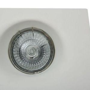Recessed ceiling luminaire Maytoni Gyps Modern DL002-1-02-W small 2