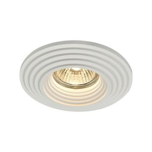 Recessed ceiling luminaire Maytoni Gyps Modern DL004-1-01-W small 0