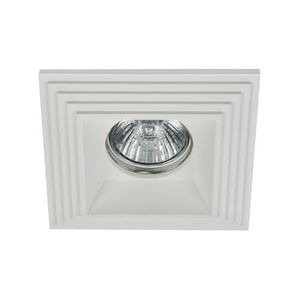 Recessed ceiling luminaire Maytoni Gyps Modern DL005-1-01-W small 1