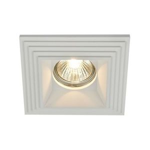 Recessed ceiling luminaire Maytoni Gyps Modern DL005-1-01-W small 3