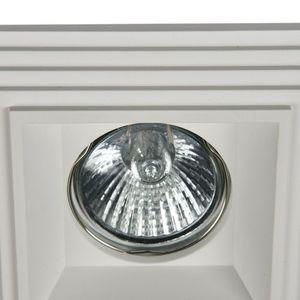 Recessed ceiling luminaire Maytoni Gyps Modern DL005-1-01-W small 0