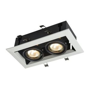 Recessed ceiling luminaire Maytoni Metal Modern DL008-2-02-W small 0