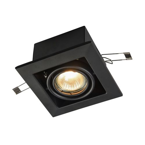 Recessed ceiling luminaire Maytoni Metal Modern DL008-2-01-B