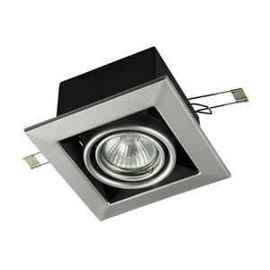 Recessed ceiling luminaire Maytoni Metal Modern DL008-2-01-S small 3