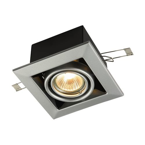Recessed ceiling luminaire Maytoni Metal Modern DL008-2-01-S