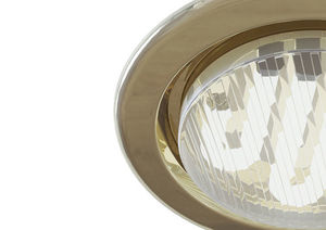 Recessed ceiling luminaire Maytoni Metal Modern DL293-01-G small 1