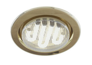 Recessed ceiling luminaire Maytoni Metal Modern DL293-01-G small 0