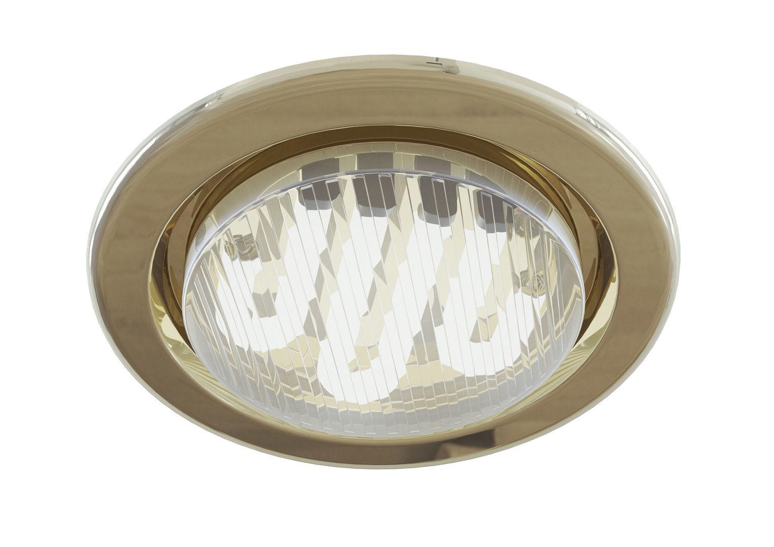Recessed ceiling luminaire Maytoni Metal Modern DL293-01-G