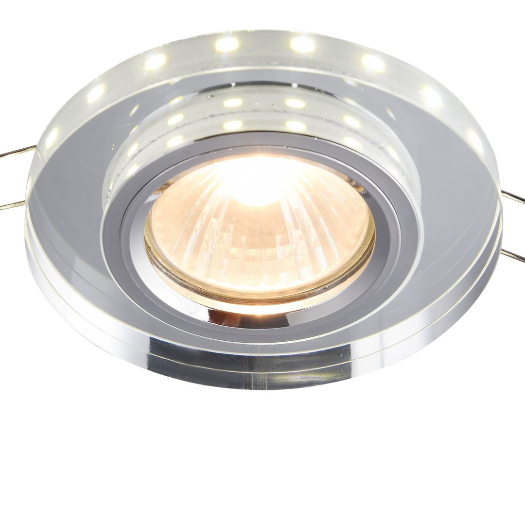 Recessed ceiling luminaire Maytoni Metal Modern DL287-2-3W-W