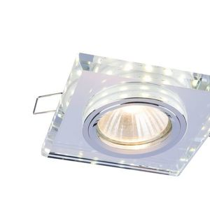Recessed ceiling luminaire Maytoni Metal Modern DL288-2-3W-W small 1