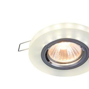 Recessed ceiling luminaire Maytoni Metal Modern DL291-2-3W-W small 3