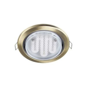 Recessed ceiling luminaire Maytoni Metal Modern DL293-01-BZ small 1