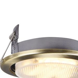 Recessed ceiling luminaire Maytoni Metal Modern DL293-01-BZ small 3