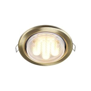 Recessed ceiling luminaire Maytoni Metal Modern DL293-01-BZ small 0